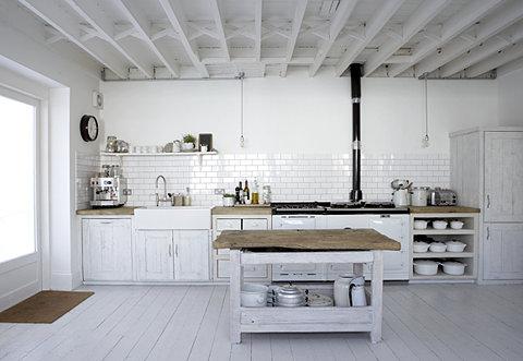 Pileta de lavar Blanca - marcelina