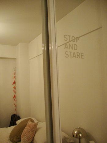 Stopstare