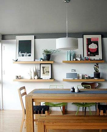 estantes flotantes mensula invisible marcelina On estantes colgantes pared