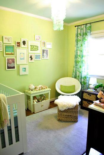 AYUDA!!! decorar habitacion del bebe con gotele