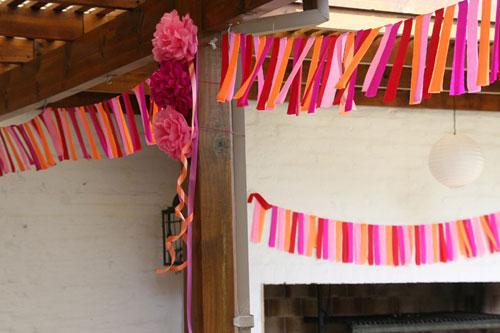 hacer banderines de papel Marcelina Fotos De Lectores