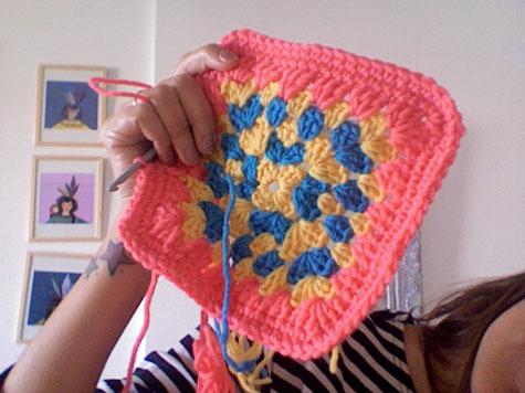 Crochetw