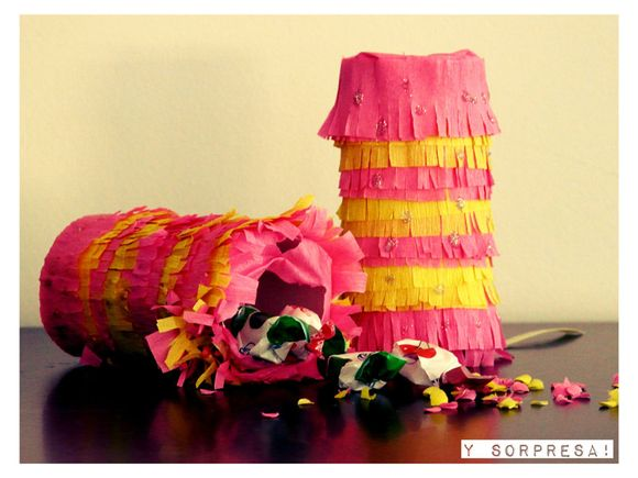 Piñatas-listas