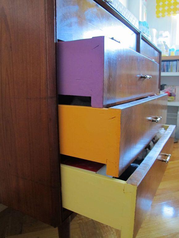 Cajones de Colores - marcelina